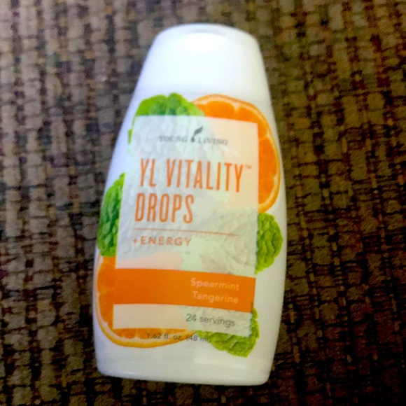 Young living YL vitality drops with energy